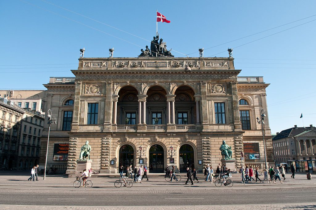 One of the best European ballet schools is located in Denmark.