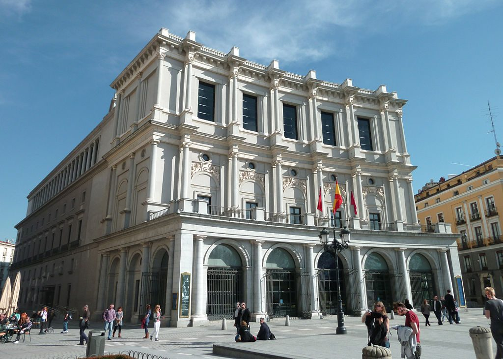 Watch fabulous operas, ballet, flamenco, and so many performances at the Teatro Real. Just one of the things to do in Madrid.