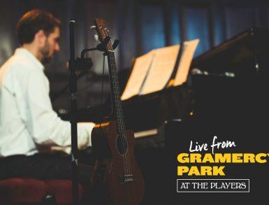 Live From Gramercy Park – Samora Pinderhughes