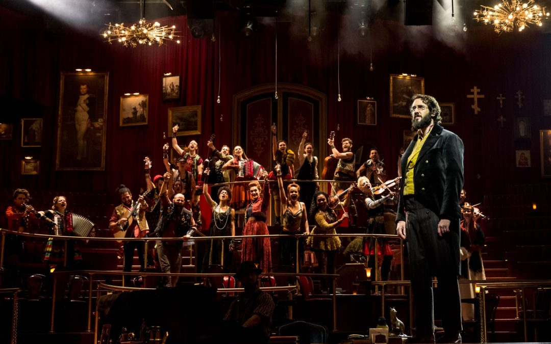 Reasons Why Great Comet is the Most Innovative Piece of Theater Currently on Broadway