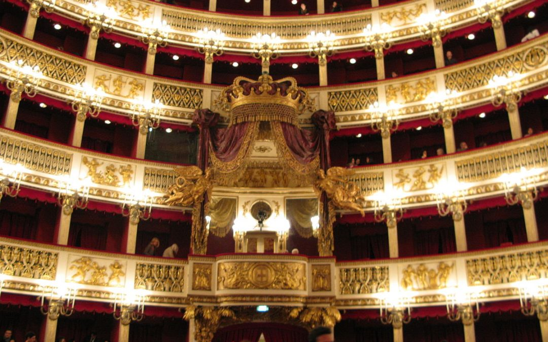 5 Top Opera Houses in Italy