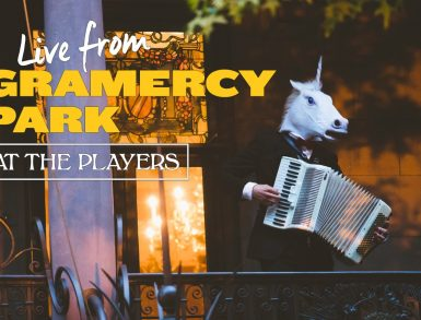 Live From Gramercy Park – Karine Plantadit