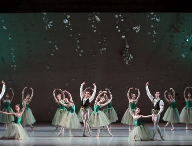 Mariinsky: George Balanchine: Jewels