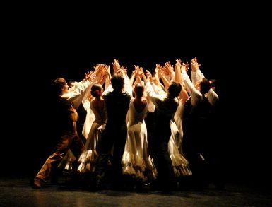 Teatro Real: Antonio Gades: Suite Flamenca