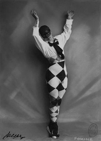 Male Ballet Dancers: Michel Fokine