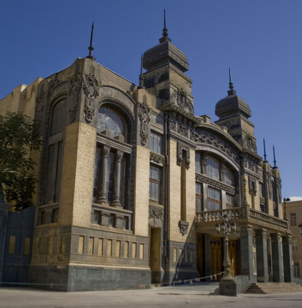 The Azerbaijan State Academic Opera and Ballet Theater provides prime performances of Asian ballet and opera.