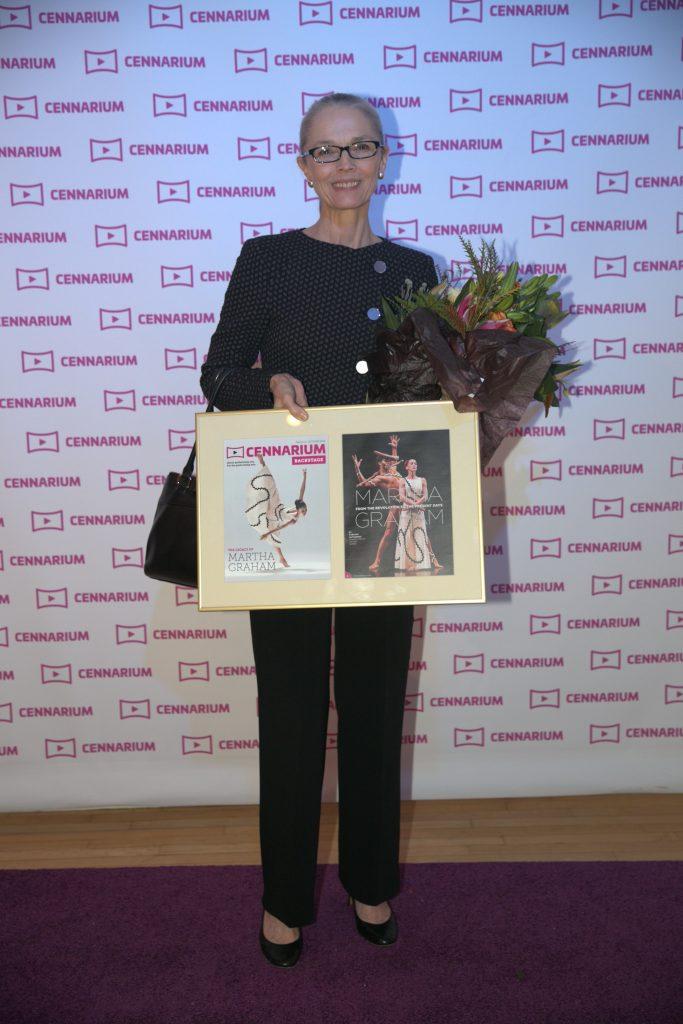Cennarium launch: Janet Stapleton