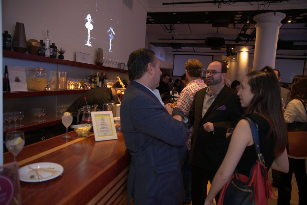 Cennarium launch: Cocktail reception
