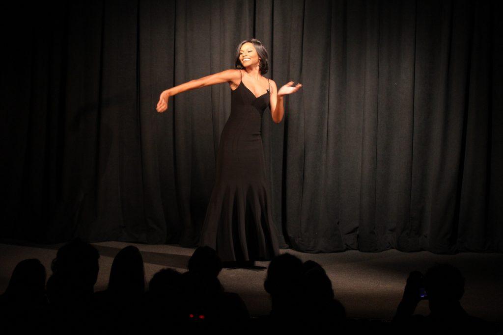 Cennarium launch: Brennyn Lark's special performance