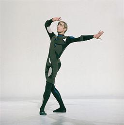 Male Ballet Dancers: Erik Bruhn