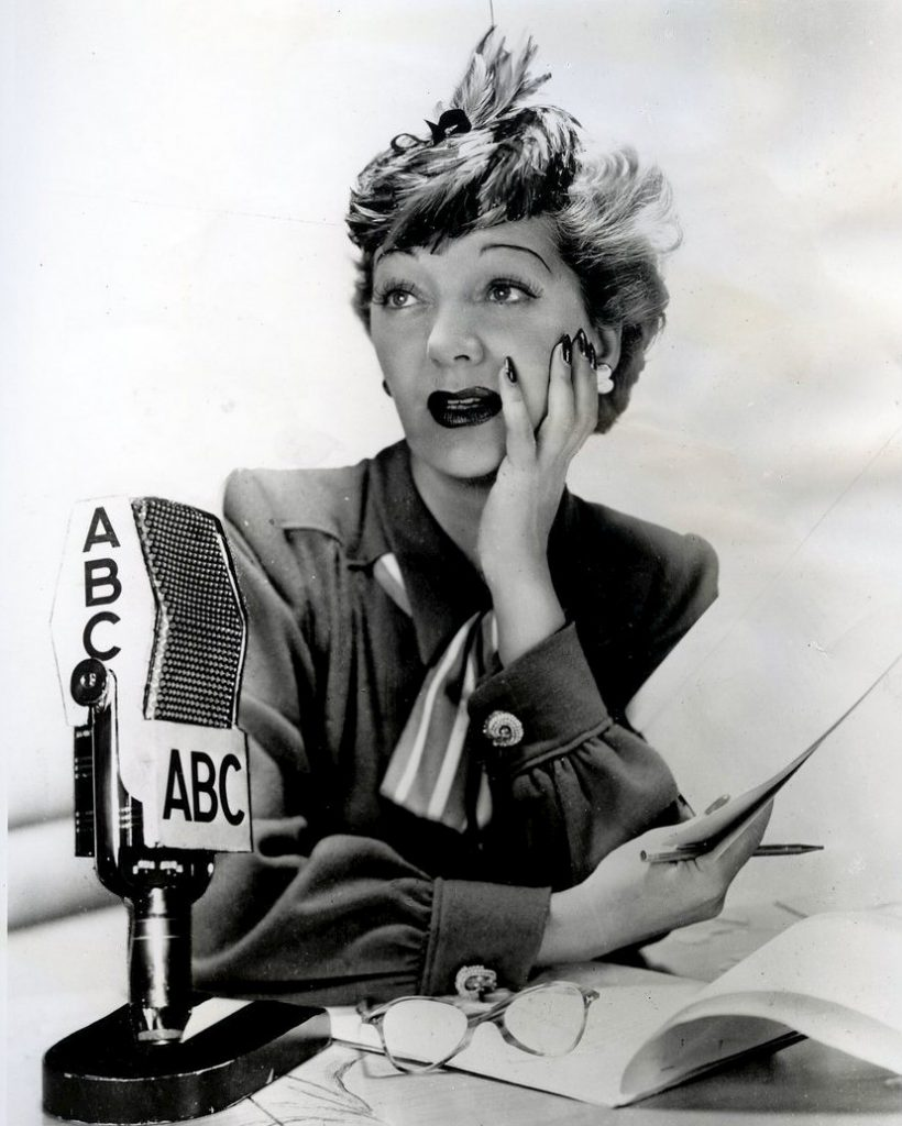 Gertrude Lawrence became the fifth female Tony Award winner!