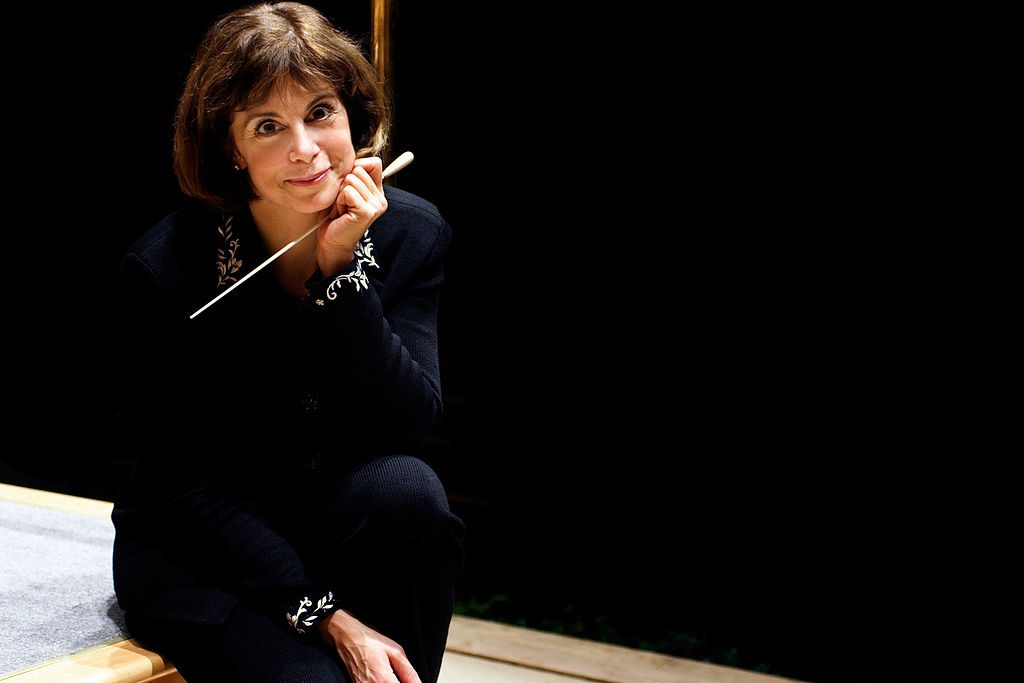 JoAnn is a well-known and respected female conductor.