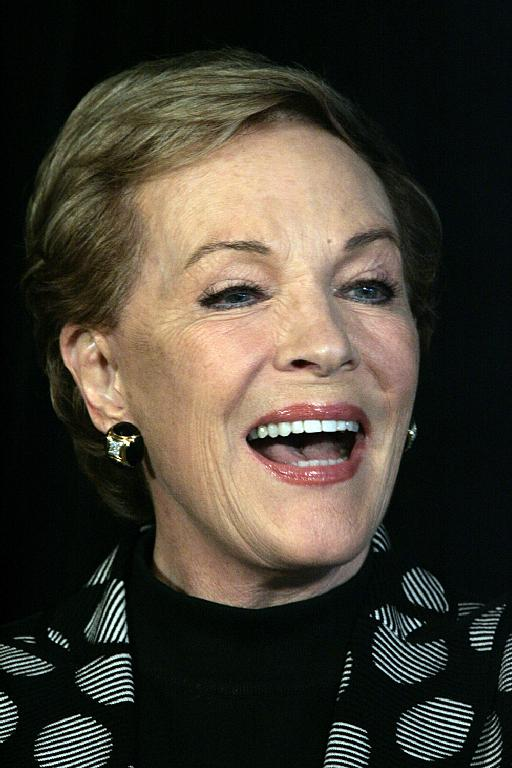 Julie Andrews is the first one to make our list of female Broadway singers.