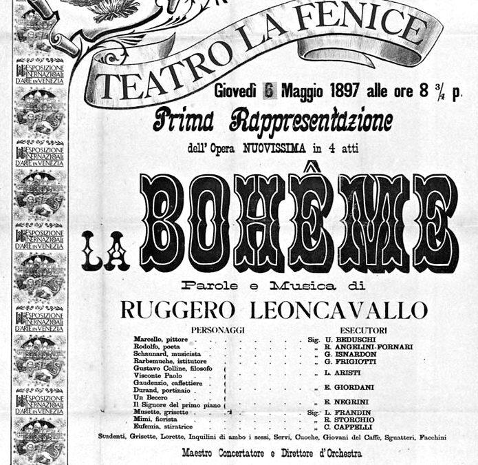 Leoncavallo Operas