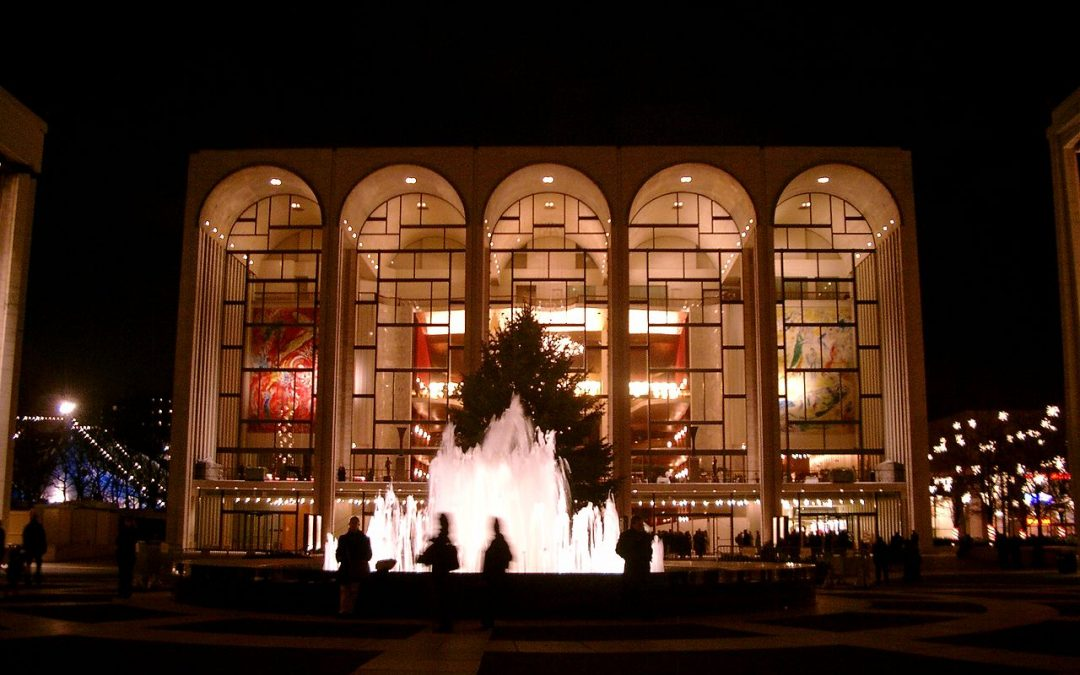 5 Important Dates in The Metropolitan Opera's History