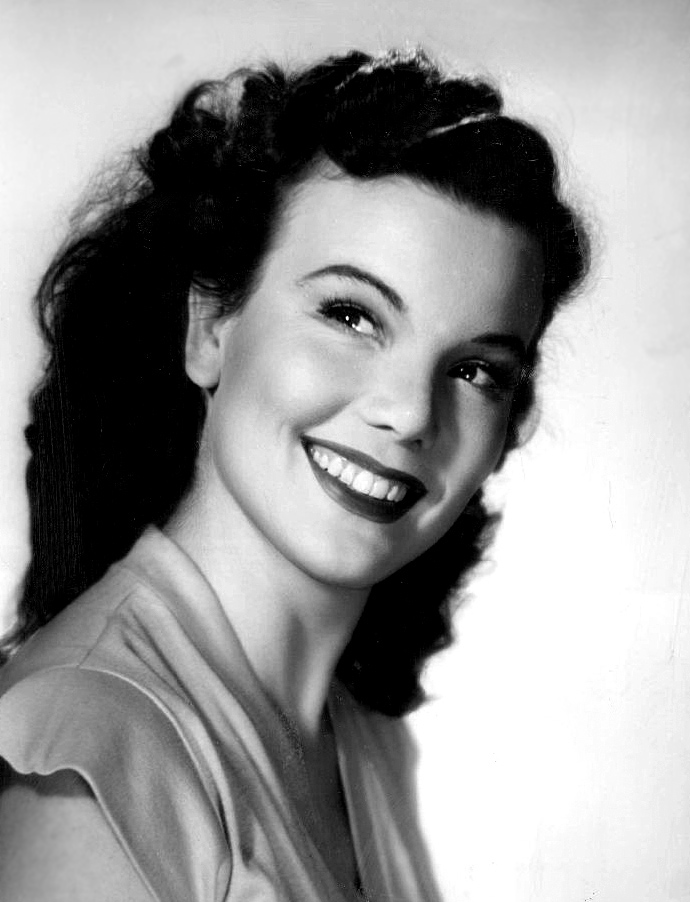 Nanette Fabray, a female Tony Award winner!