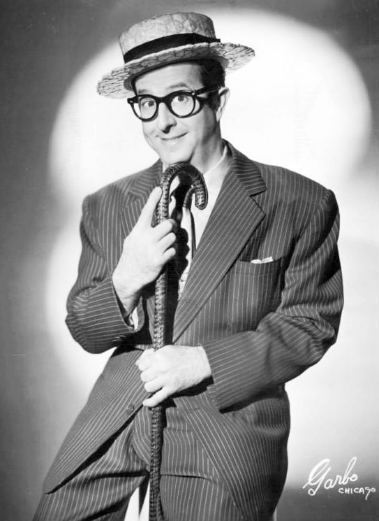 Best actor Phil Silvers won the award for his role in Top Banana.