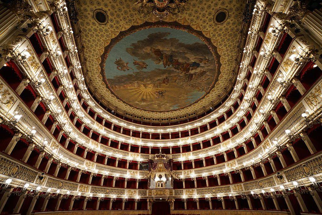 Teatro San Carlo, in