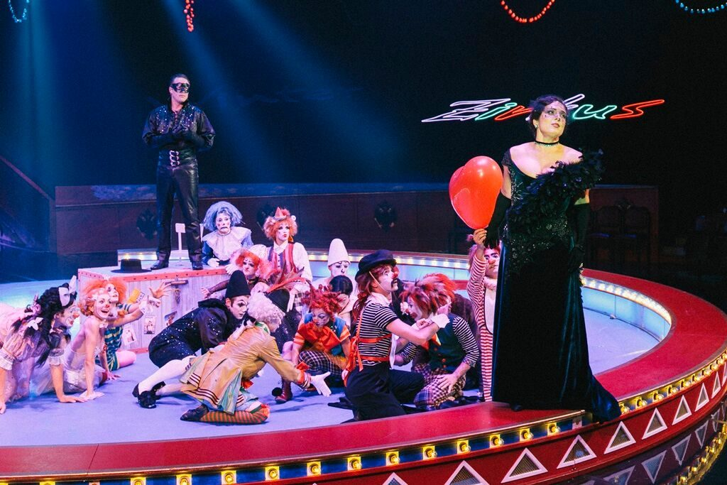The Circus Princess during Cennairum's National Opera Week