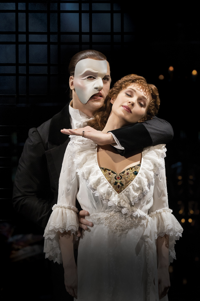 The Phantom of the Opera-best-west-end-musicals
