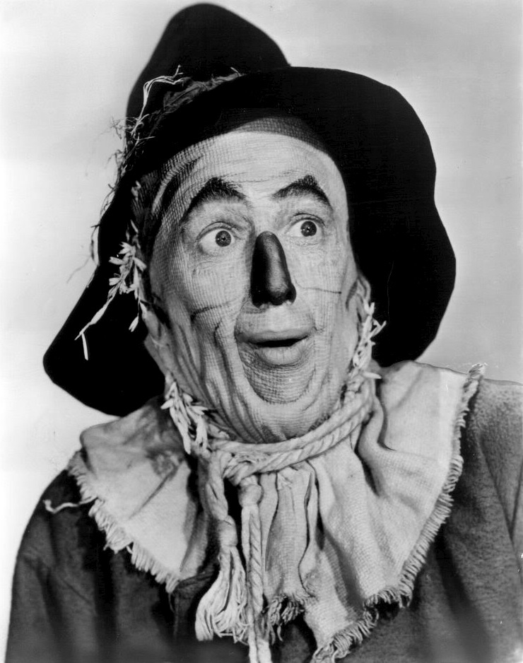 Second best actor for a Tony Awards, Ray Bolger.