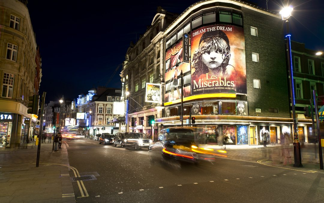 7 West End Theatres To Check Out