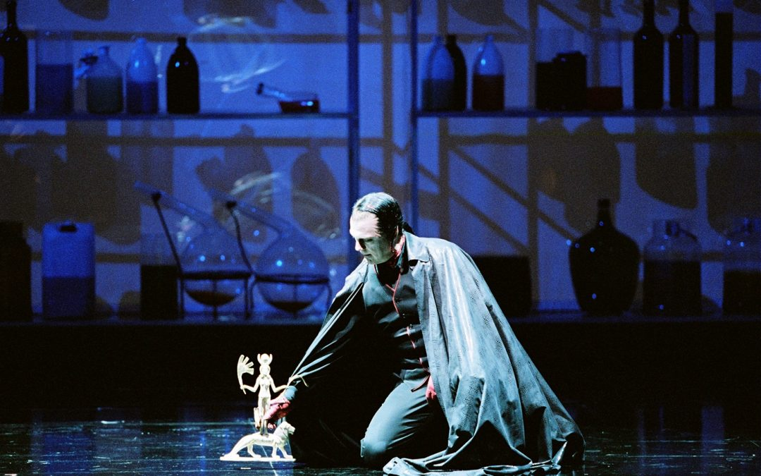 5 of Opera's Greatest Villains