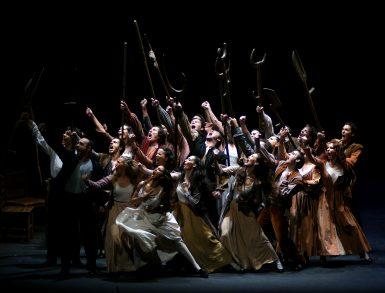 Teatro Real: Antonio Gades: Fuenteovejuna