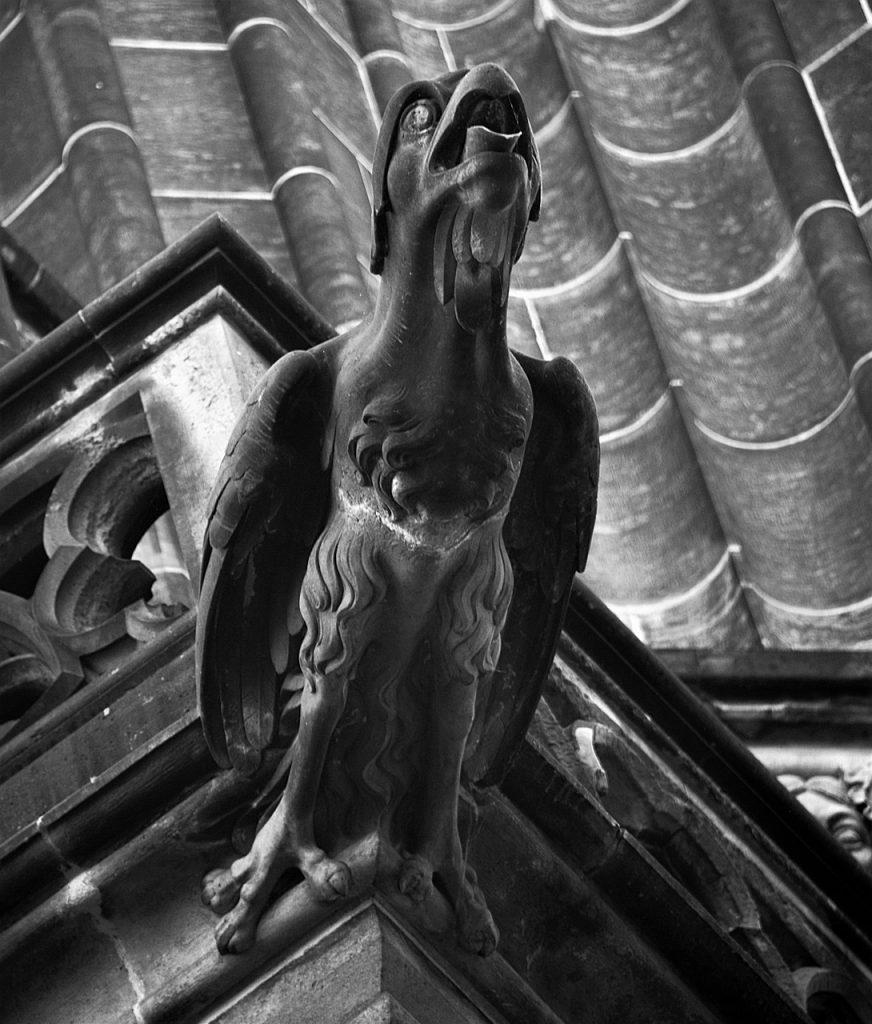 gargoyle-Cennarium-Things-to-do-in-Prague