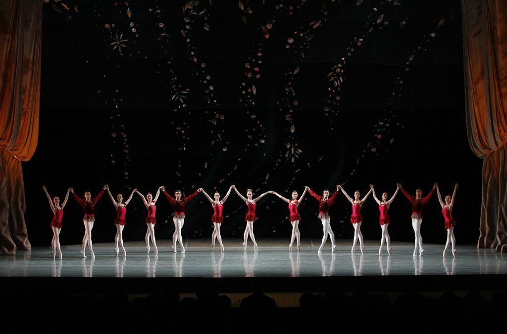 Ballet From Russia: 5 Russian Dancers of Ballet