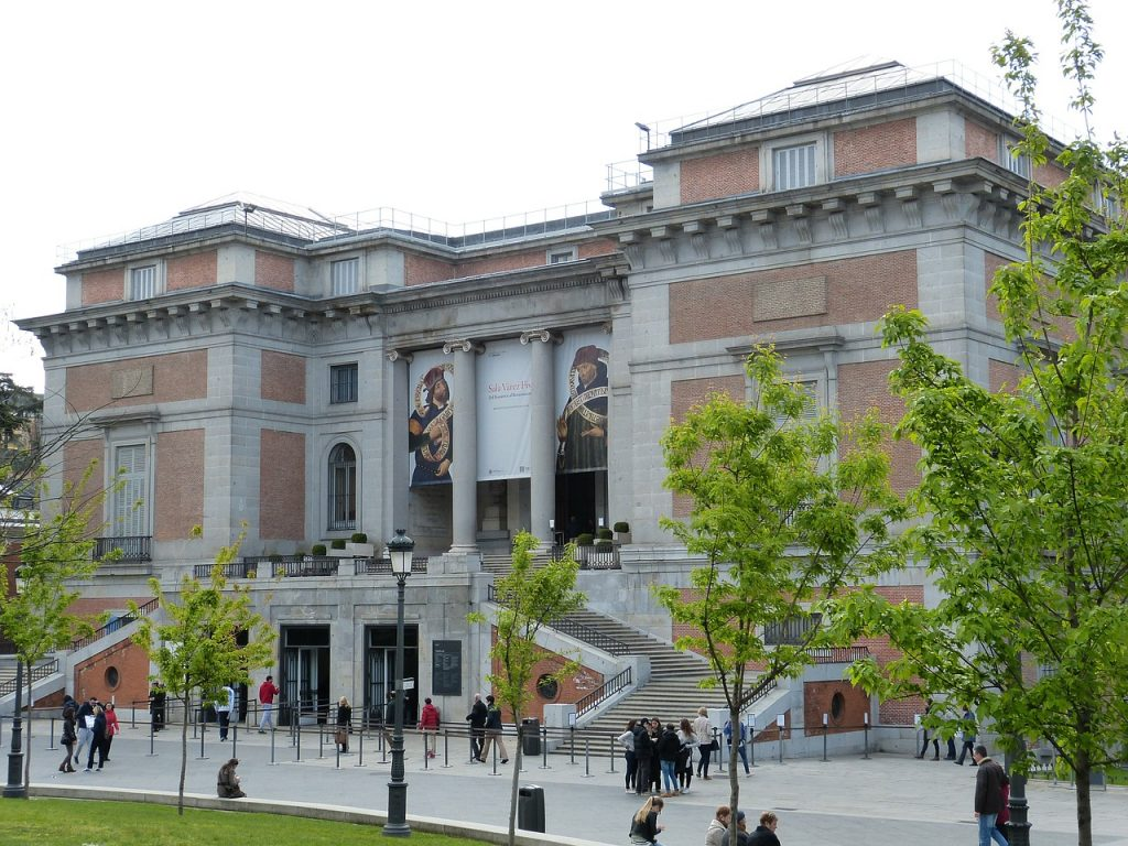 Prado Museum is just one of the many things to do in Madrid!