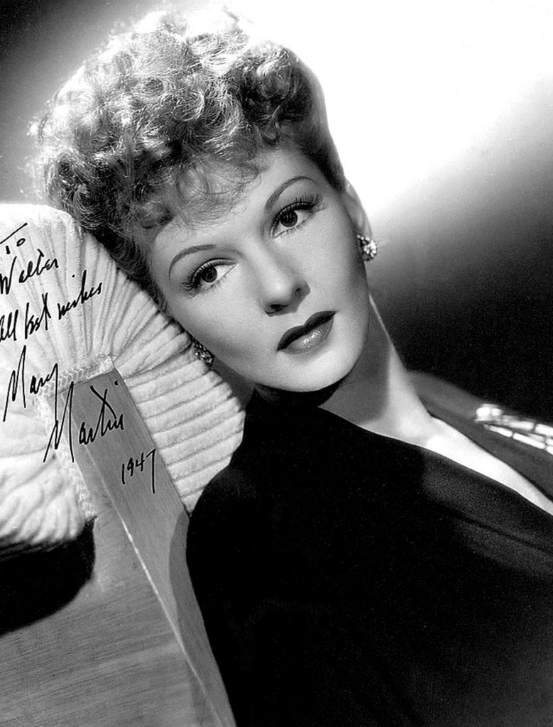 Mary Martin was the third woman to earn a Tony Award!