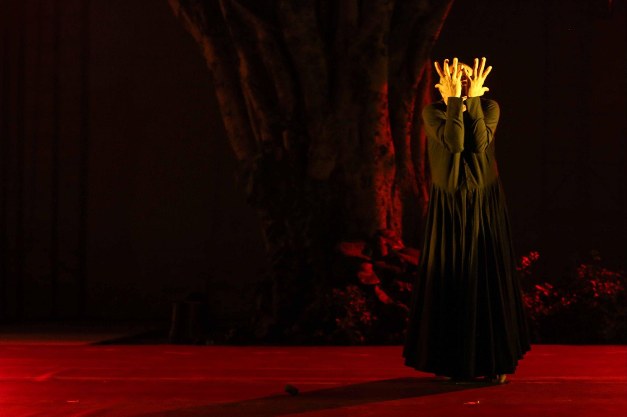 Astad Deboo performs Eternal Embrace