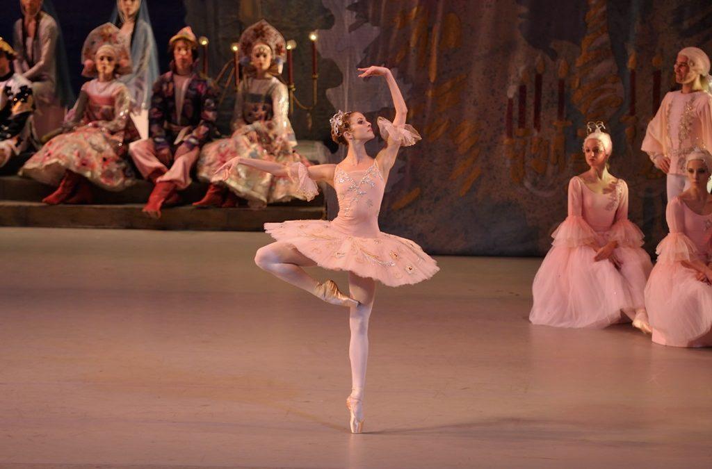 4 Famed Ballet Femmes